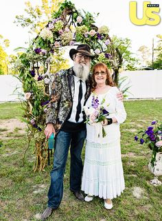 Duck Dynasty's Uncle Si Reveals Why Wife Christine Isn't on TV - Us Weekly