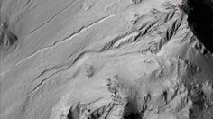 New findings using data from NASA's Mars Reconnaissance Orbiter show that gullies on modern Mars are likely not being formed by flowing…