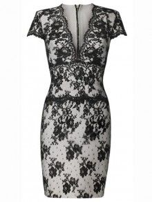 A gorgeous little frock from Suzanne Neville