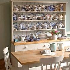 Kitchen Dresser welsh farmhouse kitchen dresser painted in annie sloan shabby chic style ebay Buy The Kitchen Dresser Company Online From The Burleigh Ware Shop