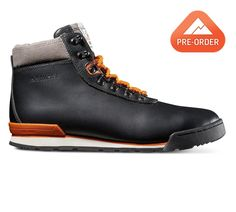 Heritage - Black/Orange – Ridgemont Outfitters UK