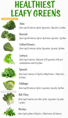 We all are aware of the fact that leafy greens are essential for a healthy body. They are regarded as of the healthiest foods out there thanks to the chlorophyll content, water content and fibre. Leafy greens are the quickest ones to cook and digest taste great too! Here is a list f the top 10 healthiest leafy greens you should frequently consume:   PARSLEY  Since Vitamin C is not naturally present in the body, we need to consume it in sufficient amounts through food. The high amount of…