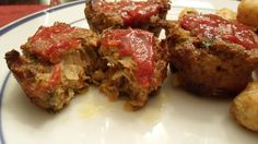 Random Acts of Food: Turkey Mini-Meatloaf Muffins
