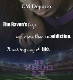 The Winning Side, book 3 in the University Park Series is available on iBooks!  https://itunes.apple.com/us/book/id946618536