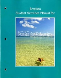 Brazilian Student Activities Manual for Ponto de Encontro: Portuguese as a Wo...