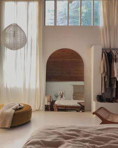 Interior Living Room Design Trends for 2019 - Interior Design Interior Exterior, Home Interior, Interior Architecture, Interior Decorating, Deco Design, Home And Deco, My New Room, Home Bedroom, Bedroom Decor