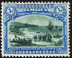Jamaica 1921 SG 96a Discovery by Columbus Fine Mint SG 96a Scott 93 Other British Commonwealth Empire and Colonial stamps Here