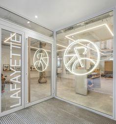 Gallery of LET's RIDE Lafayette / DAS-studio - 13
