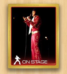 Elvis Collections - On Stage 70s - #70