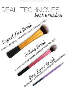 Favorite brushes from Ulta! All $7-10$