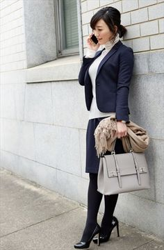 Fashion Tights, Tights Outfit, All Fashion, Asian Fashion, Fashion Models, Fashion Dresses, Womens Fashion, Ladies Fashion, Japanese Fashion