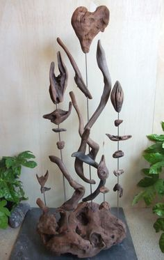 Driftwood arrangement 1.2m £160