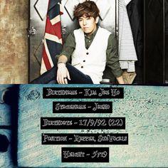 History - Jaeho
