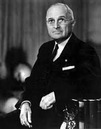 Harry S Truman (May 1884 – December an American politician who served as the US President assuming the office upon the death of Franklin D Roosevelt during the waning months of World War II. American Presidents, Us Presidents, Harry Truman, The Marshall, Important Facts, Job Opening, Roosevelt, World War Ii, December 26