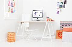 All About Patterns – Black & White Decor in Danish Apartment   Interior Design Files