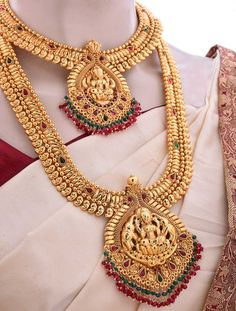Mahalakshmi Kemp Marriage Bridal Set Bridal Jewelry Pinterest