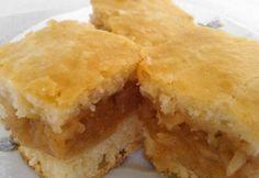 Omlós almás Brigi konyhájából Apple Pie, Cornbread, Sweet Tooth, Ethnic Recipes, Desserts, Food, Collection, Millet Bread, Tailgate Desserts