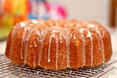 BEST pound cake I have made in a long time! Vinho Verde Pound Cake