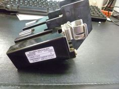You are buying on Allen-Bradley Fuse Block Kit. Part #1494V-FS30. Series A 30 AMPS 600 Volts