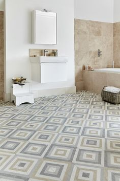 Avenue Floors - Bathroom Ultimate Expressions Nuria Make your Edinburgh home stand out from the crowd with this stunning vinyl flooring.