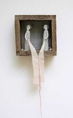 SOLD Connection no. 8, Cindy Steiler