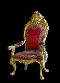 Furniture: the chair, its history and styles