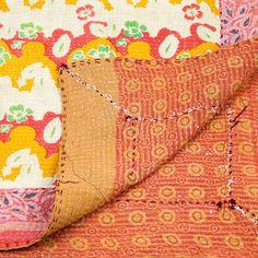 Fab: Vintage Kantha Quilt, at 73% off!
