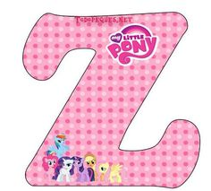 My Little Pony Cumpleaños, My Little Pony Birthday, Free Alphabet Printables, Little Poni, Fluttershy, Mlp, Party Banners, Decoden, Diy And Crafts