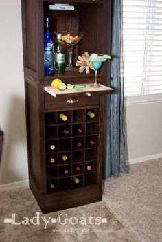 80 Best Wine Rack Cabinet Images Woodworking Rustic Wine Cabinet