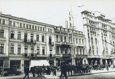 Nicolae Ionescu (1903 - 1975) Fotograf al Bucurestilor – altmarius Bucharest, Romania, Louvre, Street View, 1975, Building, Travel, Viajes, Buildings