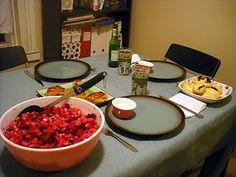 vinegretas - lithuanian side salad with navy beans, potatoes, beats, carrots