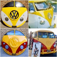 "Time to start painting some more VW Hubcaps! If anyone is interested in a special order one let me know! Just pick the color style and theme.HAND PAINTED 10"" VW Hubcaps for sale Message me for details! #kombi #splitwindowbus #garageart #vwlove #vwart #vwporn #vintagevw #aircooled #vwbus #baywindowbus #vwvan #volkswagen #vw4life #vwcommunity #vwkombi#handpainted"