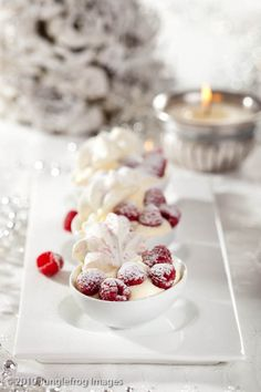 Makkelijk dessert voor de kerst - simoneskitchen.nl