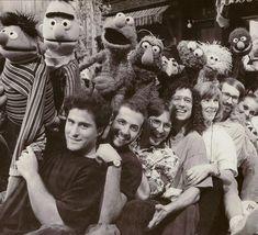 Muppets, Sesame Street