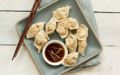 Make-ahead Turkey Dumplings