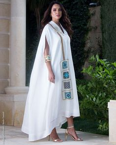 Ramadan Fashion - Kaftans - By (@emanalahmed)