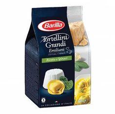 Barilla Tortellini Spinaci Özel Makarna 250 Gr