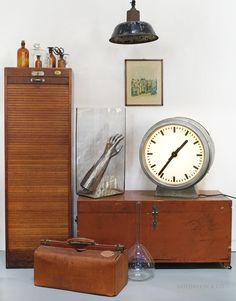 #Industrialchic für Wohnung, Loft und Atelier  #interioerdesign #loftstyle #homedecor #bauhaus #industrial #industrialstyle #loftstyle