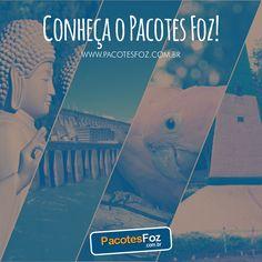 Já conhece o Pacotes Foz?Ainda não? Então preste atenção: através de nosso site você curte Foz do Iguaçu com os melhores descontos. Isso mesmo, desde restaurantes a hotéis, o Pacotes Foz faz ótimas negociações para que você possa aproveitar o melhor da Terra das Cataratas pagando menos.  Cadastre-se em nosso site e receba nossos descontos.  www.pacotesfoz.com.br