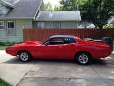 74 Dodge Charger