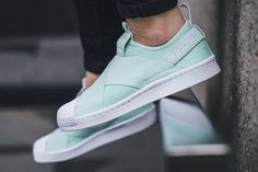 3e9d46f0ee62 The adidas Superstar Slip-On Receives a Fresh Makeover In