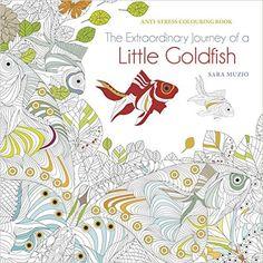 Amazon.co.jp: The Extraordinary Journey of a Red Fish (Colouring Books): Sara Muzio: 洋書