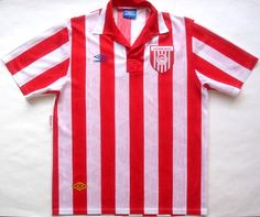 Olympiakos 1994 (H). My mate had one of these when it was current. Was jealous then, still tempted by one now.