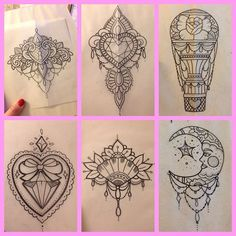 Available designs for April here at dust n bones tattoo. #worldoftattooedgirls #bestgi... | Use Instagram online! Websta is the Best Instagram Web Viewer!