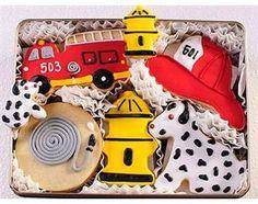 Firehouse Sugar Cookie Gift Tin