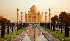 Visit the taj-mahal