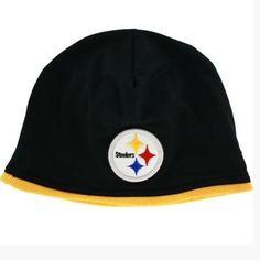 Pittsburgh Steelers New Era NFL Tech Knit Sideline Winter Beanie OSFM Cap  Hat  NewEra  PittsburghSteelers e207b47b3
