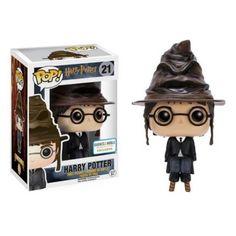 Funko Pop! Harry Potter Sorting Hat, Barnes & Noble Exclusive, B&N, Harry Potter, Funkomania, Filmes