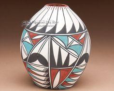 "Mission Del Rey Southwest - Native American Tigua Indian Pottery Vase 5"", $79.95 (http://www.missiondelrey.com/native-american-tigua-indian-pottery-vase-5-ae/)"