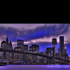 #nyc shot of the NYC skyline from the #brooklynbridge park. I love New York City!!!